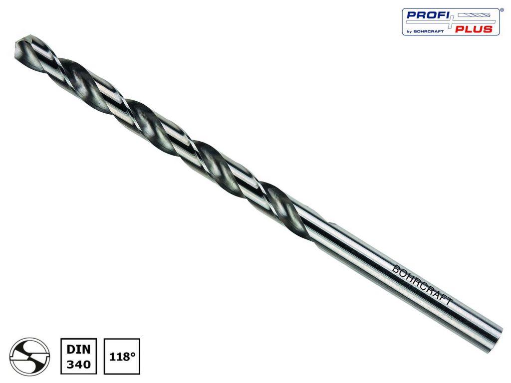 10 HSS-Bohrer extra lang 4,5x126mm metrisch