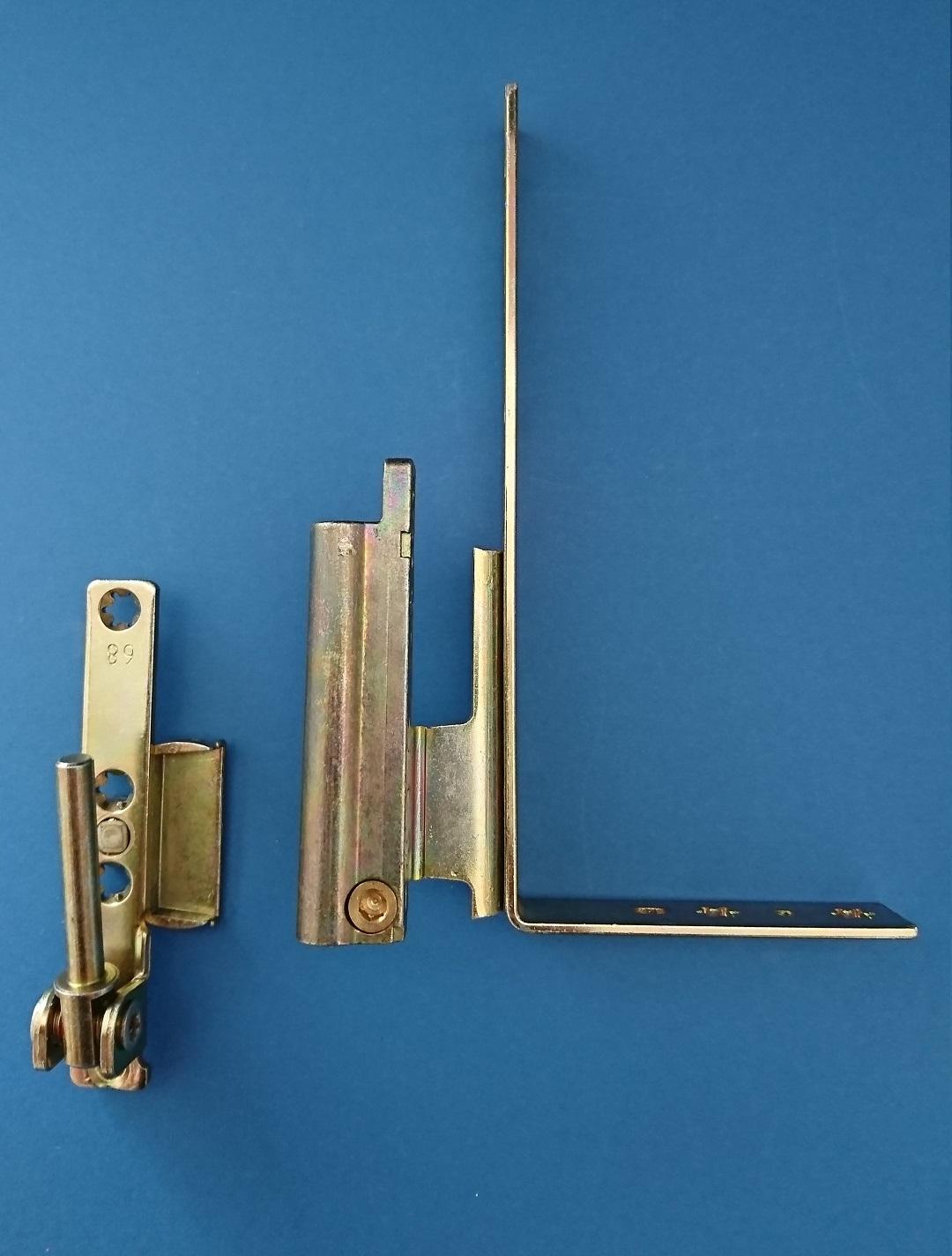 Sehr AUBI EB 320 & EW 320 Reparatur Scharnier DIN LS oder Rs für Holz RT05