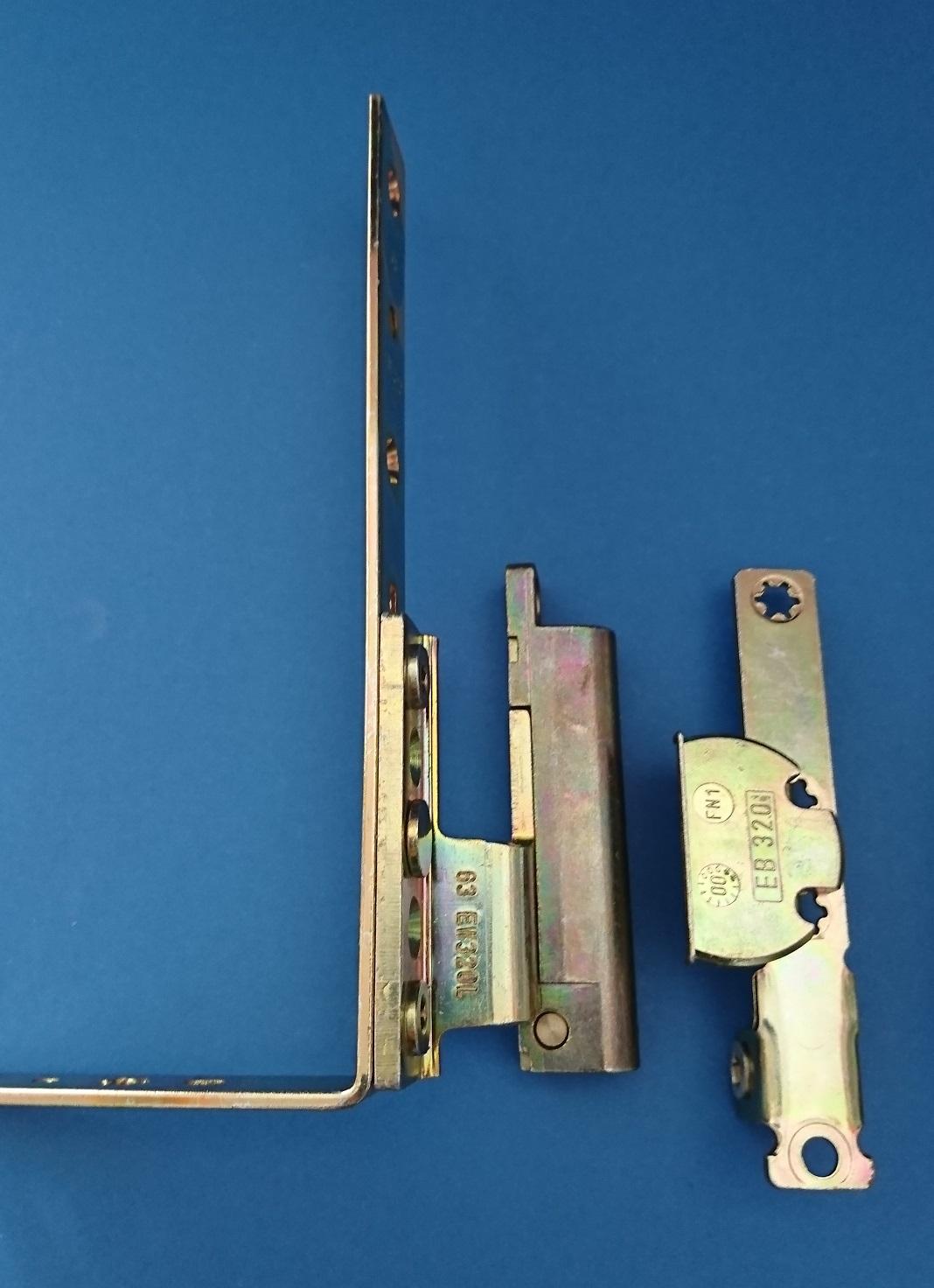 aubi eb 320 & ew 320 reparatur scharnier din ls oder rs für holz