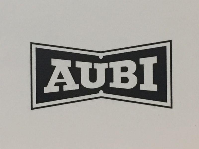 Aubi Getriebe GM 37 Beschlag für Fenster oder Tür mit schmalen Rahmen